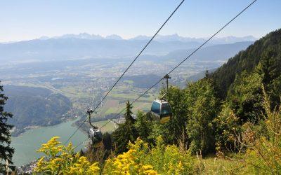 Výlet na Gerlitzen