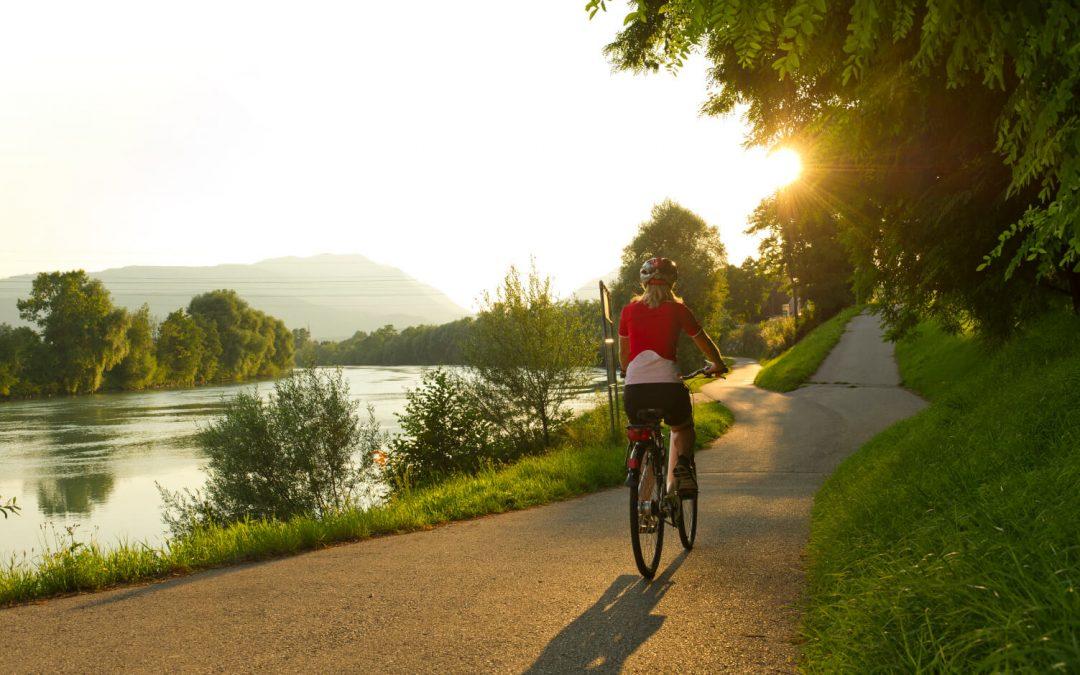 Cykloturistika individuální a cyklobusy