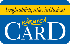 Kärnten card during Winter