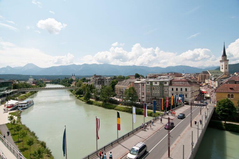 Region Villach - město