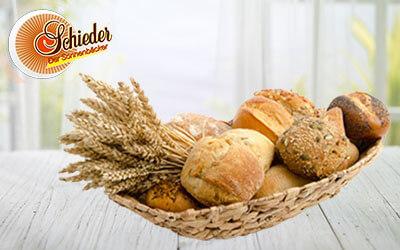 Objednejte si nově snídani přímo z pekárny Schieder
