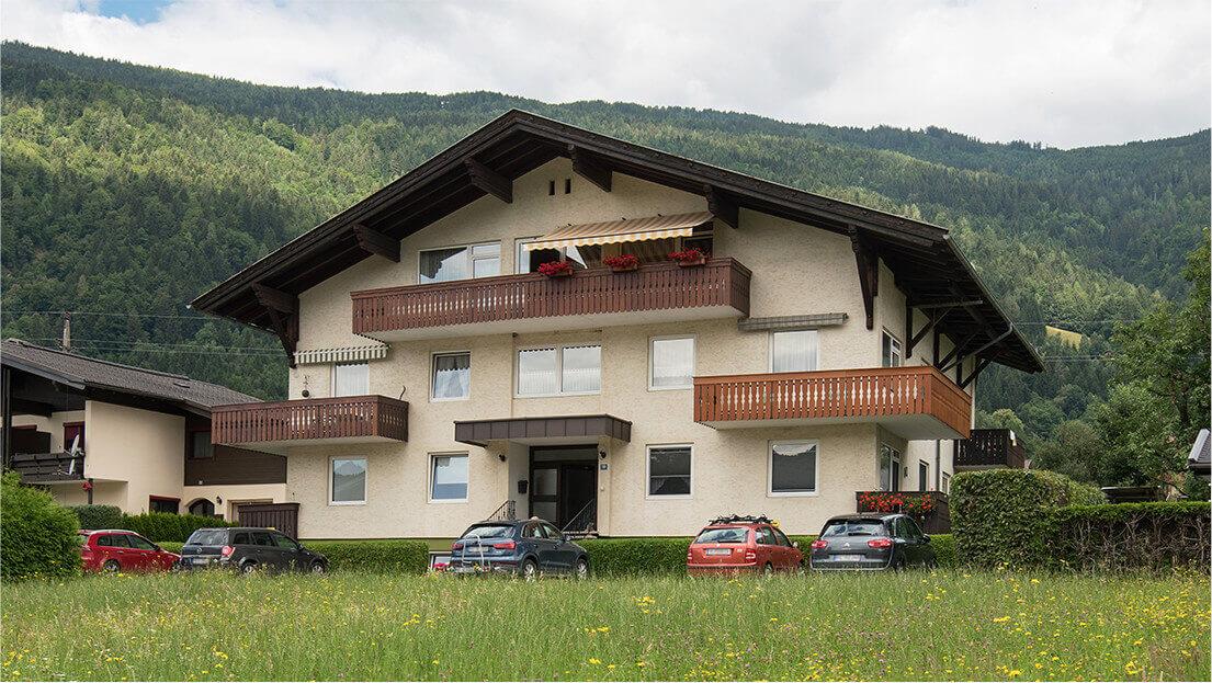 Ferienwohnung Bodensdorf