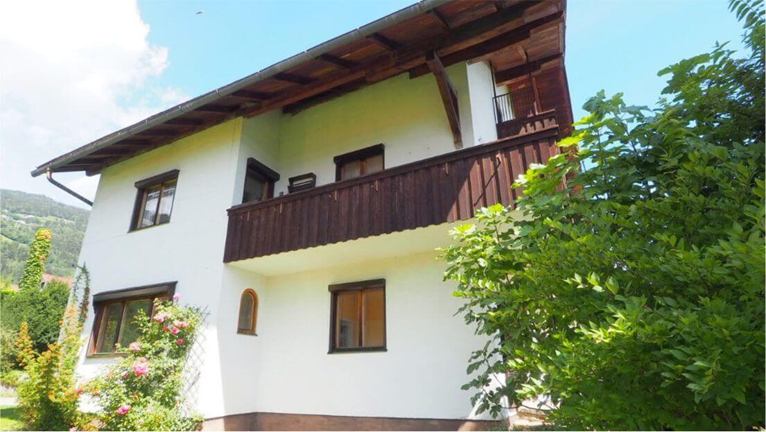 Ubytování apartmán v Rakousku